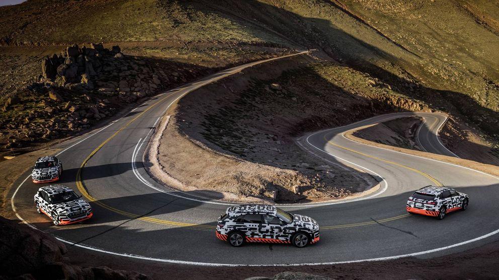 Audi, su vehículo más revolucionario y las innovadoras pruebas en EEUU