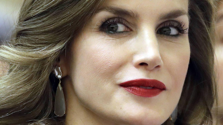 Foto: La Reina asiste a un simposio internacional sobre la alimentación en Roma
