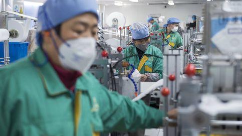 8.000 mascarillas por hora: dentro de las fábricas chinas que viven del coronavirus