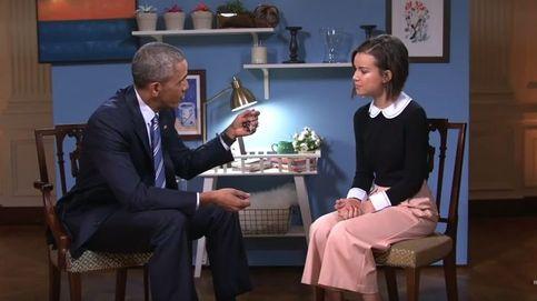 Barack Obama descubre qué amuletos lleva en el bolsillo