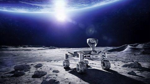 Audi prepara su expedición lunar con un vehículo de tracción 'quattro'