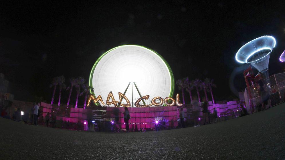 Foto: Imagen del recinto donde se celebró el Mad Cool en 2017. (EFE)
