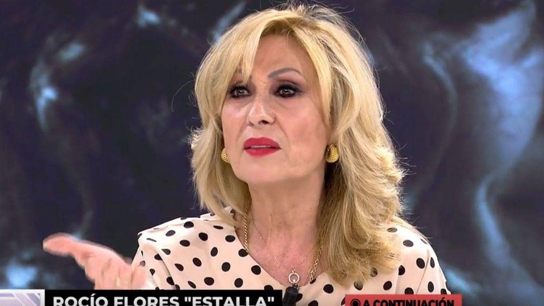Rosa Benito, a gritos en 'Ya es mediodía': Rocío Carrasco miente
