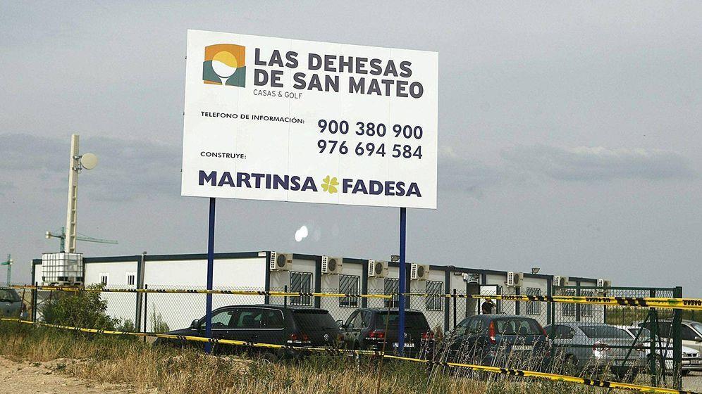 Foto: Promoción inmobiliaria de Martinsa Fadesa, que sufrió el mayor concurso de acreedores en España. (Efe)