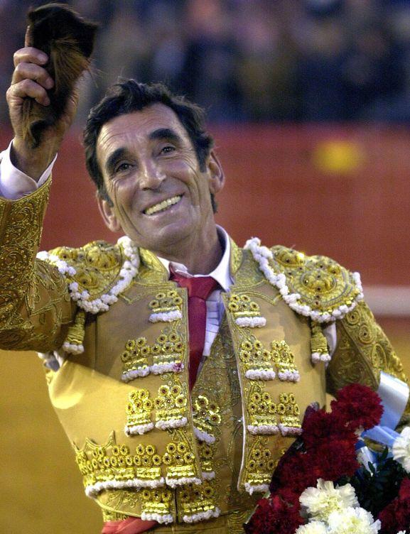 Dámaso González. (Archivo)