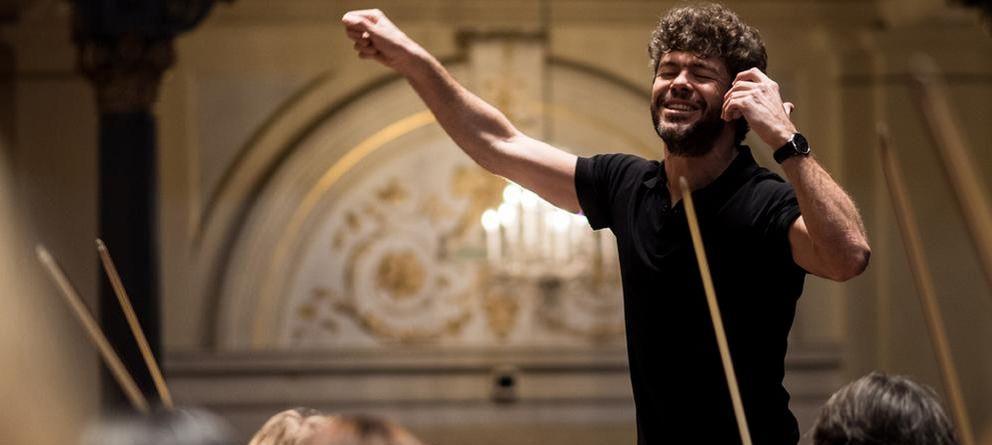 Foto: El director de orquesta Pablo Heras-Casado (Renske-Vrolijk)