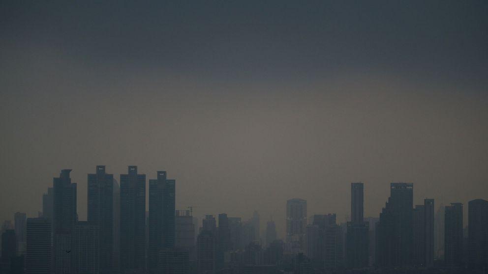 Lo que no debe copiar Madrid: así lucha Bangkok contra una contaminación disparada