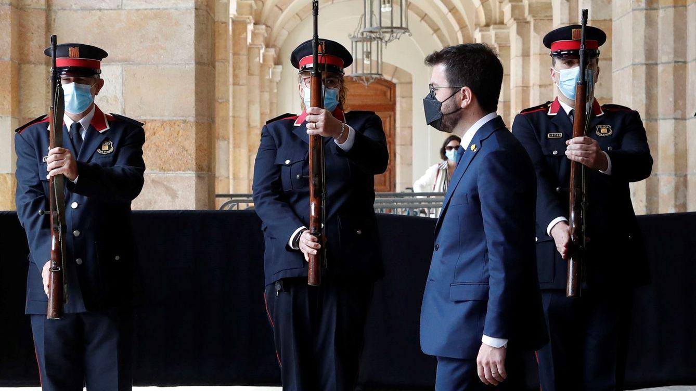 Los negociadores del Govern en JxCAT quedan fuera de la Generalitat de Aragonès