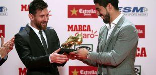 Post de Messi recoge la Bota de Oro... pero ni media palabra sobre la renovación