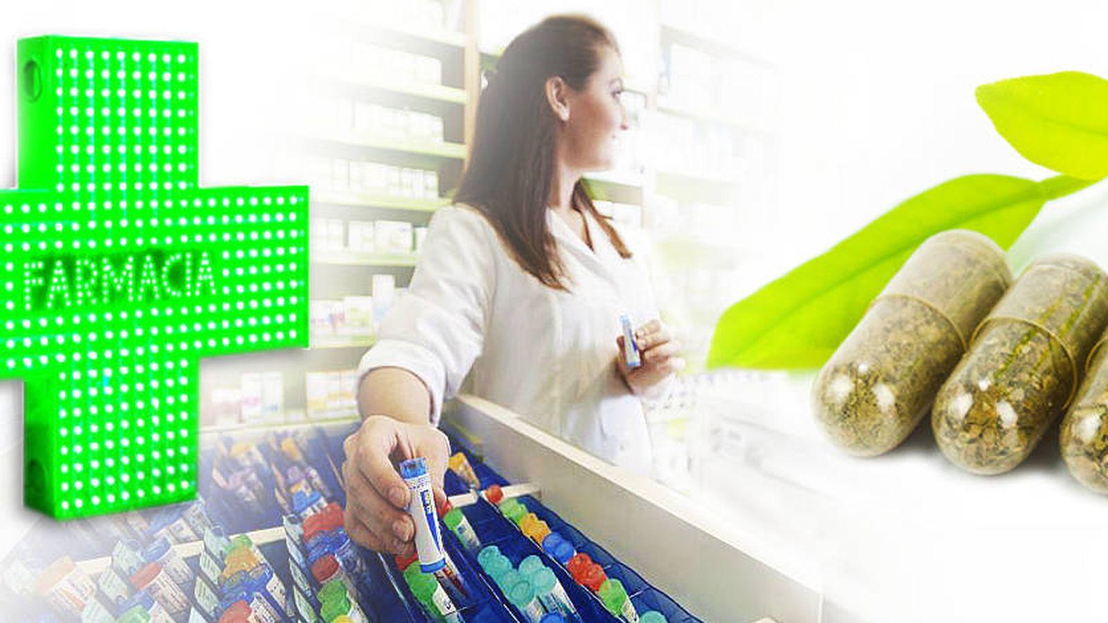Foto: Los productos de parafarmacia son claves en el negocio de los farmacéuticos.