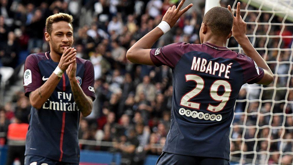Neymar y Mbappe, dos maneras diferentes de ser el sucesor de Pelé