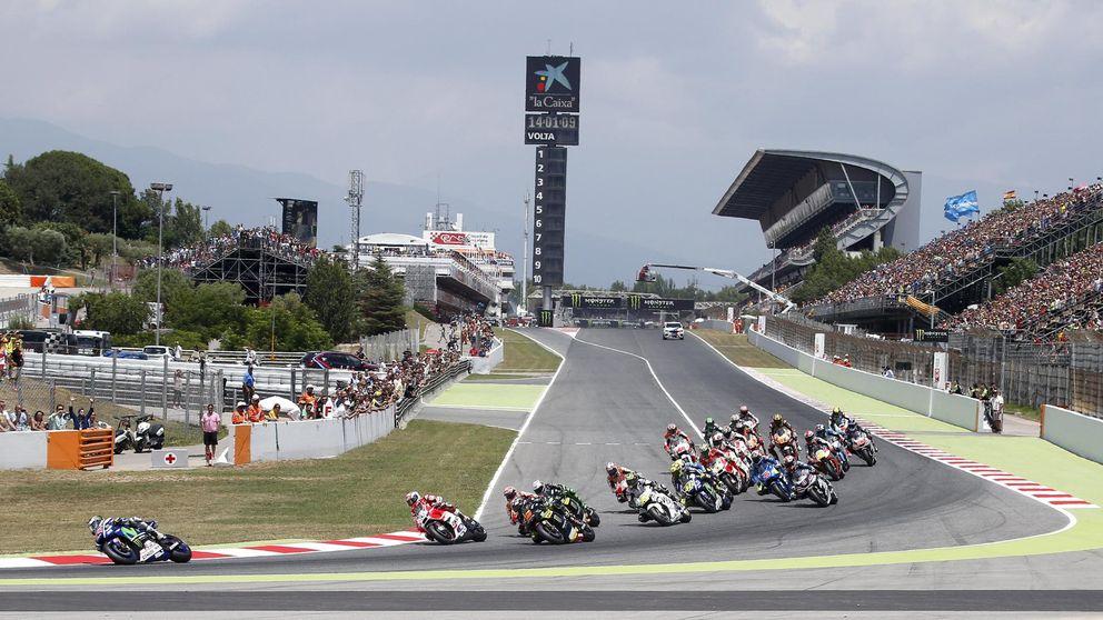 Las nuevas obras de Montmeló cabrean a varios pilotos y favorecen a las Honda