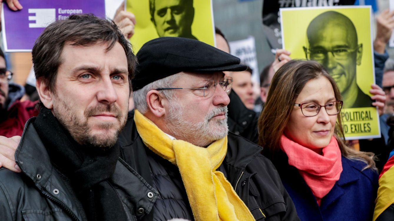 Juicio del 'procés' | Comín: ha de afrontarse preparando recurso a Estrasburgo