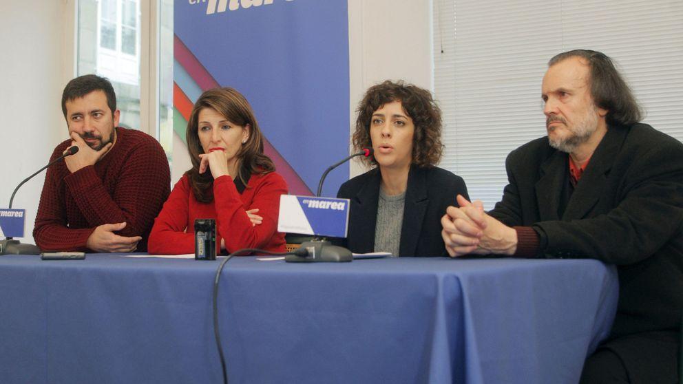 """En Marea ratifica que votará 'no' a las fuerzas del búnker"""" y anima a Sánchez a rectificar"""