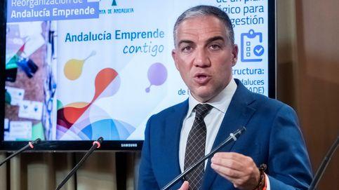 Más ajustes: toca Andalucía Emprende, 33 millones en nóminas y 1 para emprender
