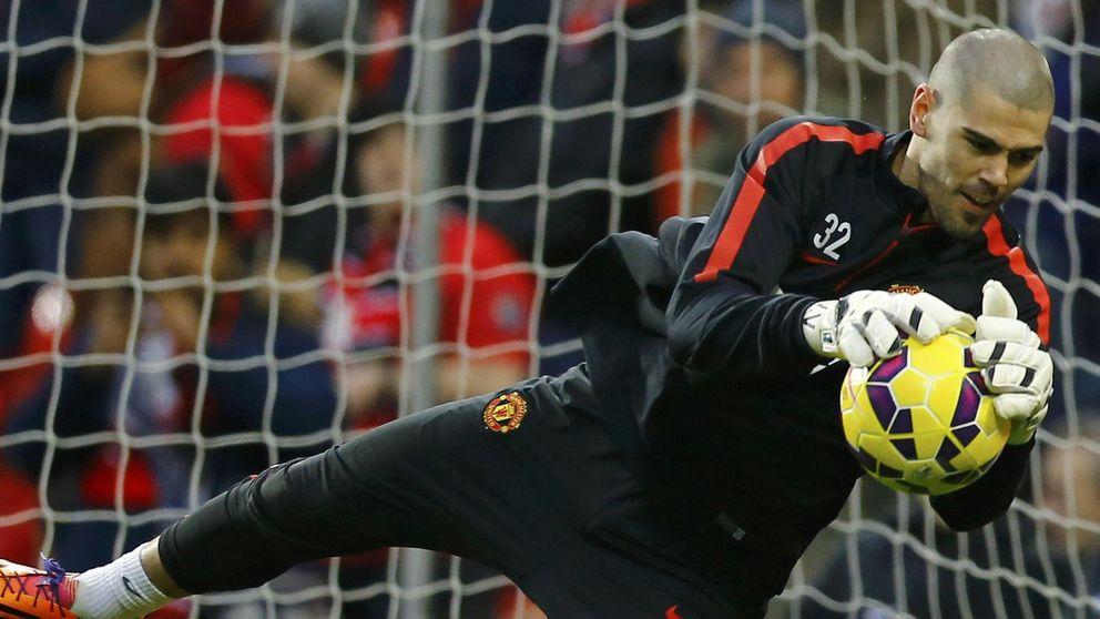 Todas las piezas de Valdés encajan para que vuelva a ser futbolista