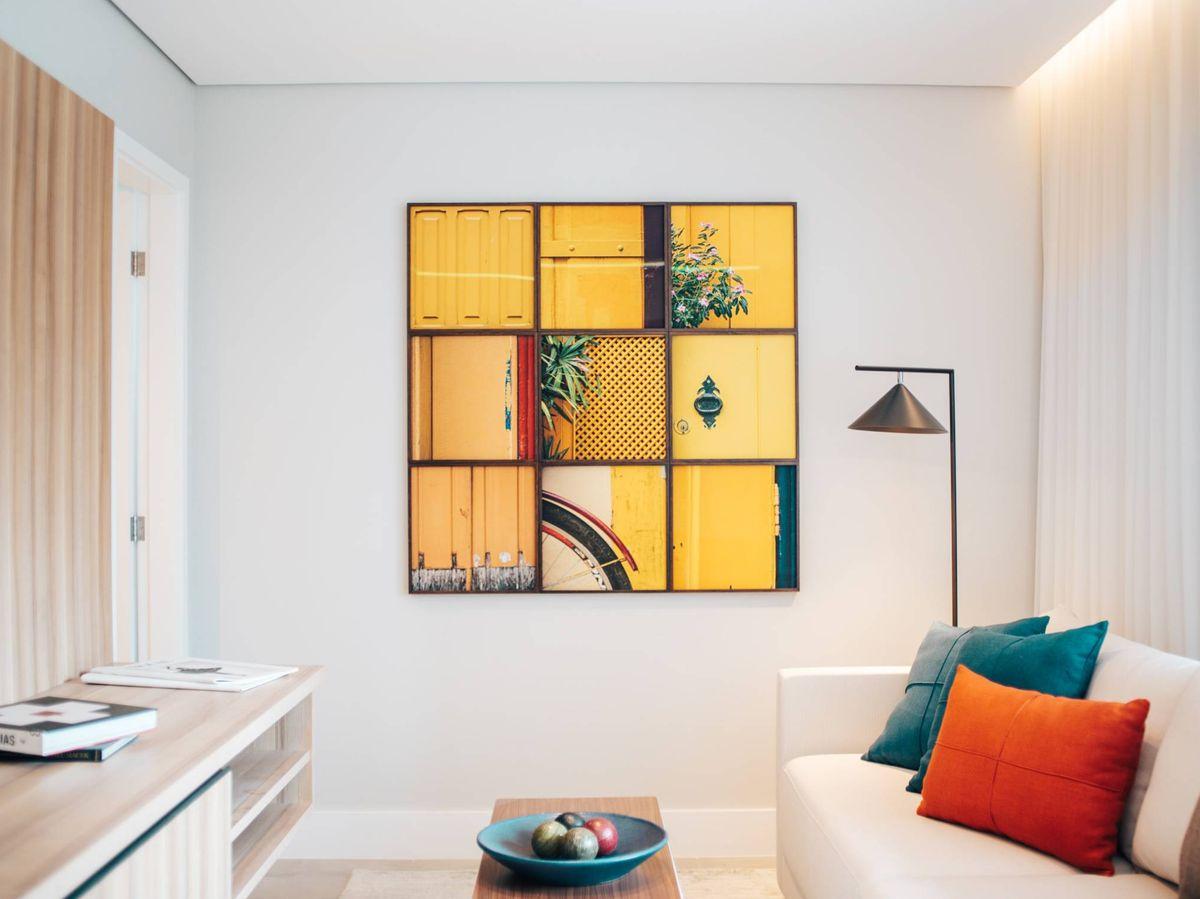 """Foto: Trucos para decorar un salón pequeño sin renunciar al estilo. (Vinicius """"amnx"""" Amano para Unsplash)"""