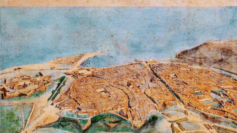 Barcelona, 1854: un barco trae el cólera, mueren miles y caen al fin las murallas