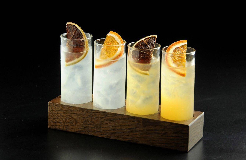 Foto: Nuevas tendencias en coctelería. En la imagen, Testing Cooler, by Javier de las Muelas
