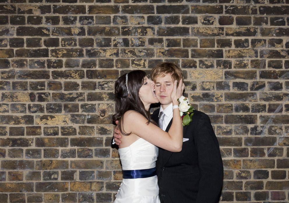 Foto: ¿Cómo tener un matrimonio feliz? Perdonando todos los errores de tu pareja. (Corbis)