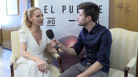 Paula Vázquez, presentadora de 'El puente'