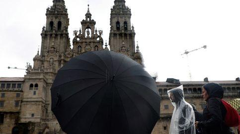 Un frío que pela en Galicia