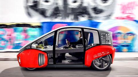 ¿Cómo es el coche del futuro?