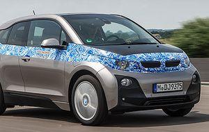 El coche eléctrico de BMW, en noviembre