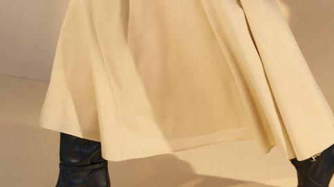 La falda plisada de Massimo Dutti para llevar con tus jerséis de otoño