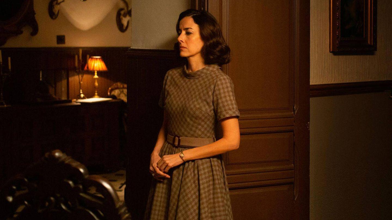 Cecilia Suárez, como Nina en 'Alguien tiene que morir'. (Netflix)
