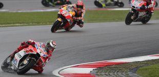 Post de Ducati pidió a Lorenzo que dejara pasar a Dovizioso, pero no que se dejase ganar