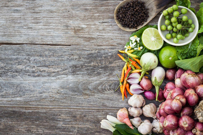 Foto: Locos por las verduras