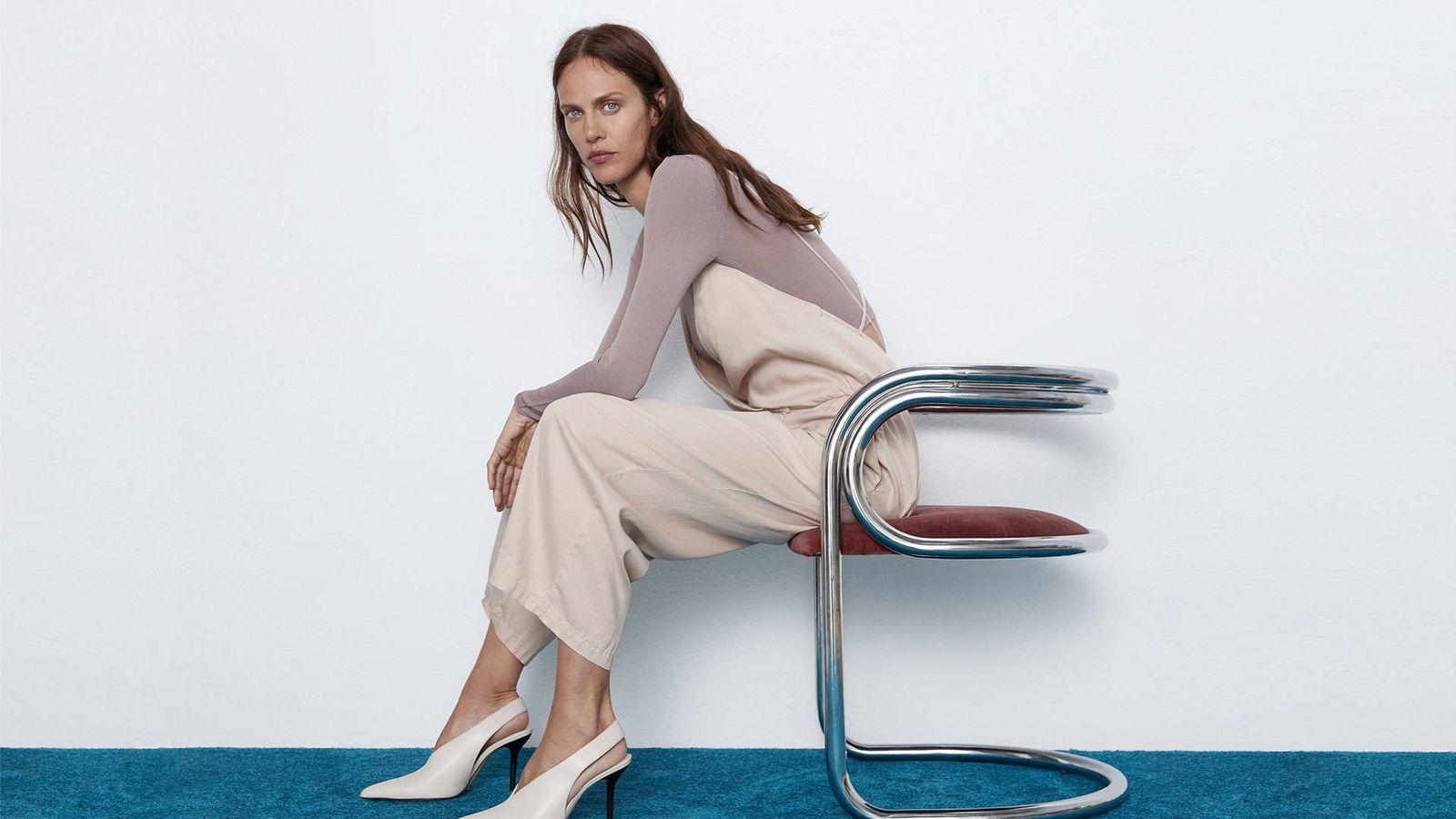 Foto: Zara apuesta por la moda sostenible. (Cortesía)