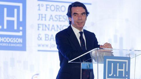 Aznar dice que en el PP de ahora se puede volver a confiar