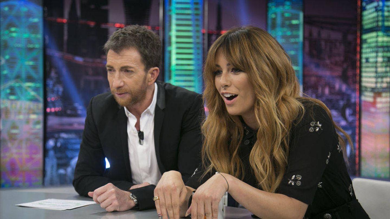 Blanca Suárez en 'El hormiguero'. (Antena 3)