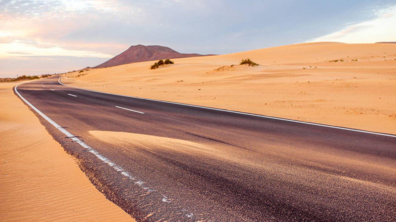 Dunas de Corralejo (Imagen: iStock)