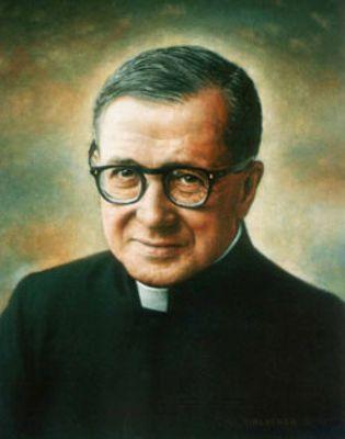 Foto: Una estampa del fundador del Opus Dei deja a ERC sin representación en Gerona