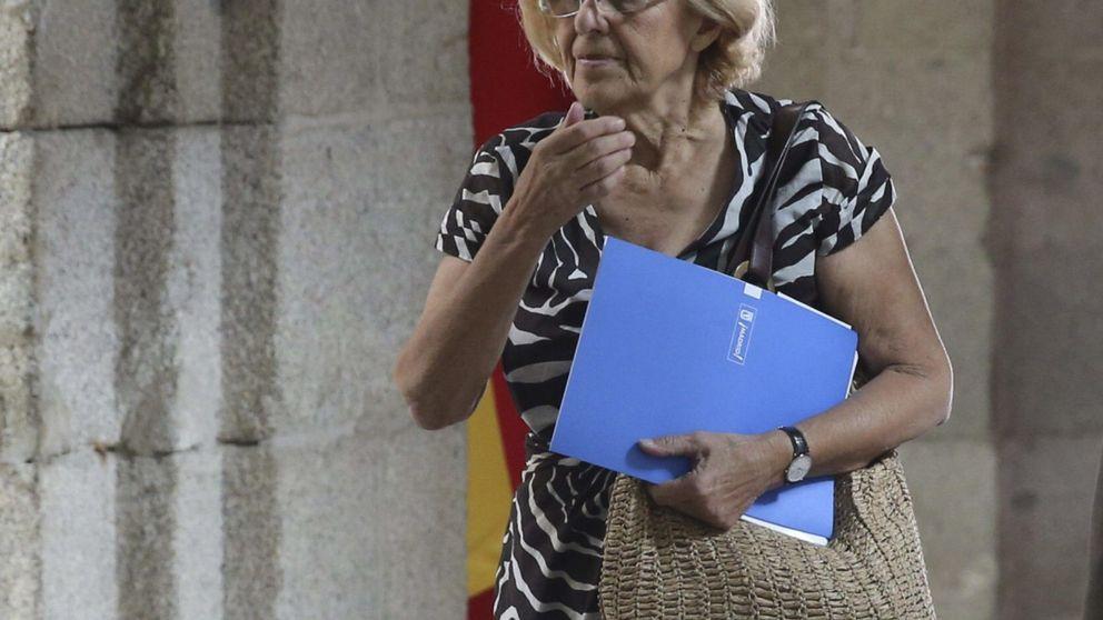 Carmena rebaja el plan para fomentar empleo a contratos en prácticas