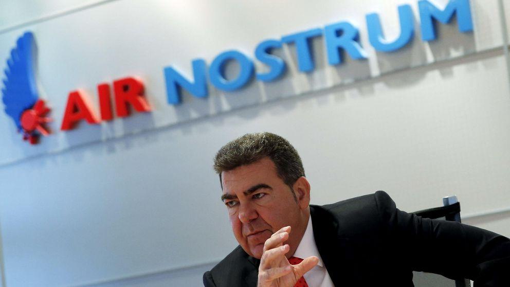 Air Nostrum crea una sociedad para explorar el negocio ferroviario