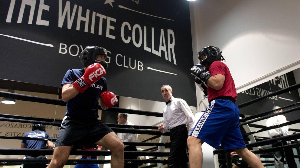 Ejecutivos a puñetazos: boxeo para las élites