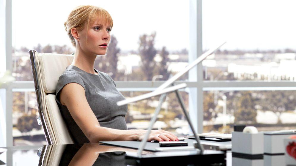 Foto: Gwyneth Paltrow en una imagen de archivo de la película 'Iron Man'.