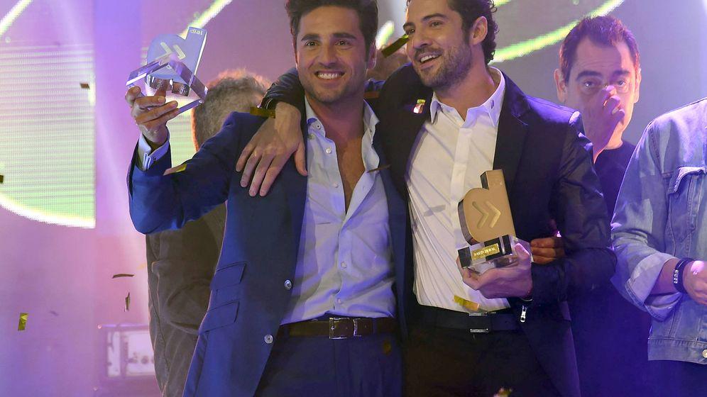 Foto: Bustamante y Bisbal en una imagen de archivo. (Gtres)