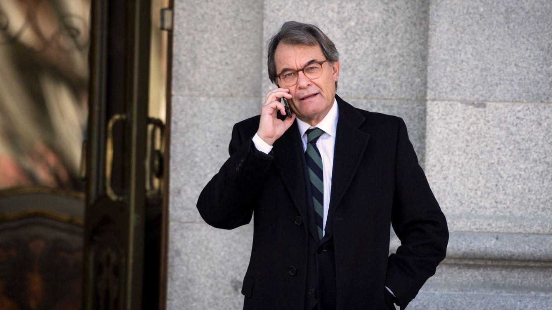 La Guardia Civil descubre otros 7 millones en obras amañadas por el Govern de Artur Mas