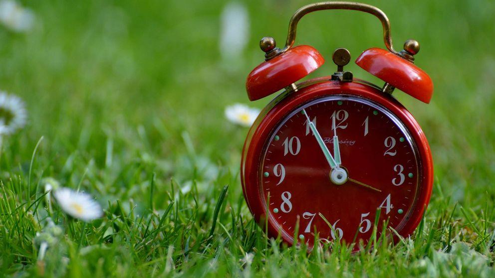 Cambio de hora: hoy duermes una hora menos (a las 2:00 serán las 3:00)
