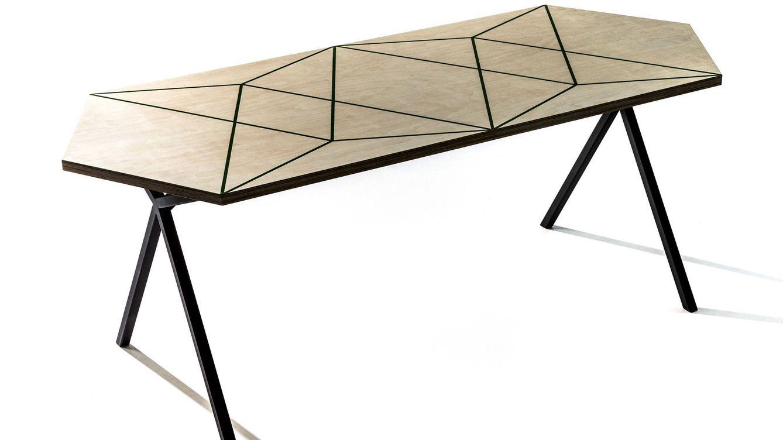 Dise O Los Muebles Triangulares De Olafur Eliasson Noticias De  # Muebles Noticias