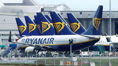 Ryanair estima un exceso de 600 empleados en España por la crisis del coronavirus