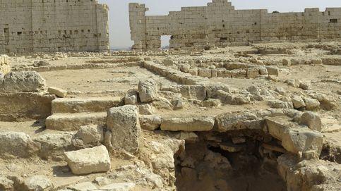 Encuentran una momia en Egipto con una lengua de oro