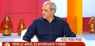 Post de Ramón García, obligado a detener en directo su programa por un incidente