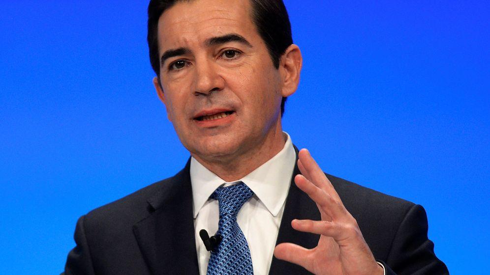 Foto: Carlos Torres Vila, nuevo presidente de BBVA. (Reuters)