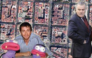 Pablo Motos, nuevo vecino de Luis Bárcenas en el barrio de Salamanca